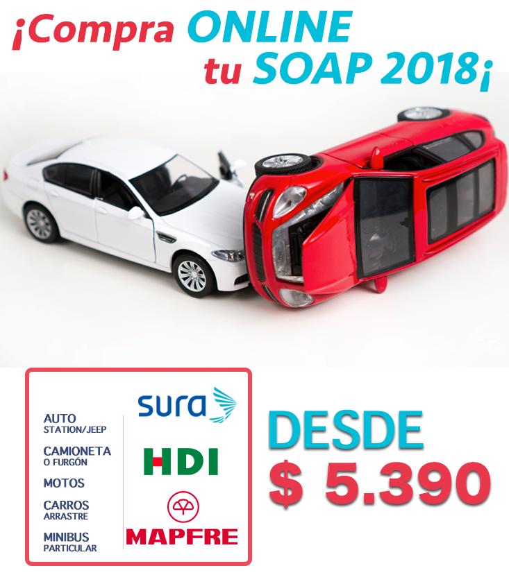 Soap 2018