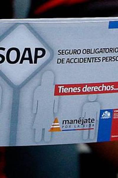 Medium soap  estos son los seguros obligatorios ma s baratos. foto  agencia uno